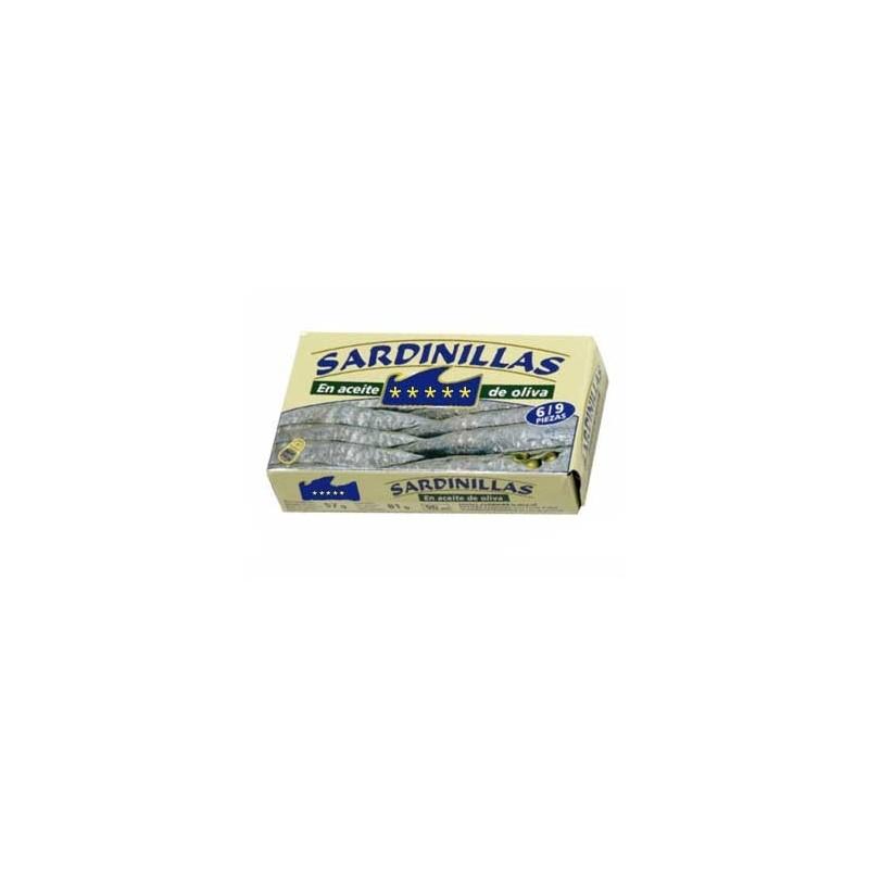 Sardinillas petites sardines