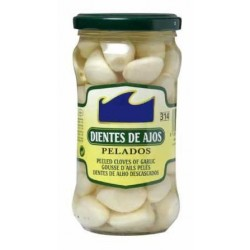 Bare garlics Jar of 314 ml