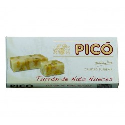 Turron candy nougat cream nuts