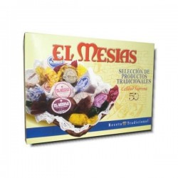Polvorones y especialiades Assortiment 800 gr