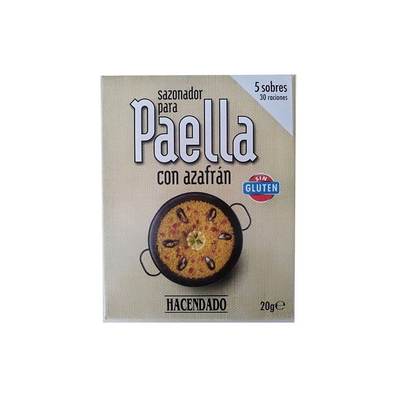Epices a paella