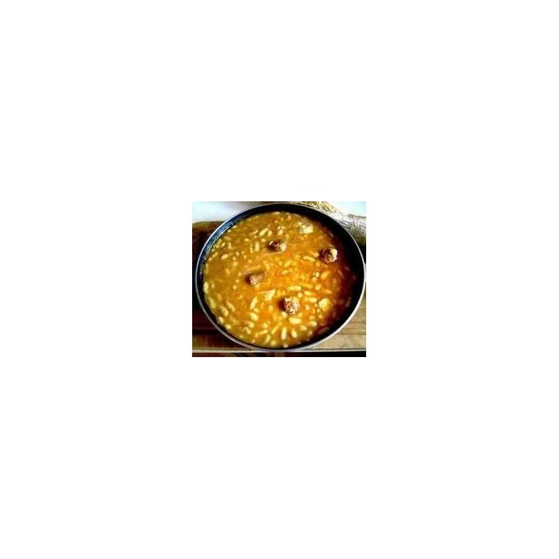Haricots au Chorizo