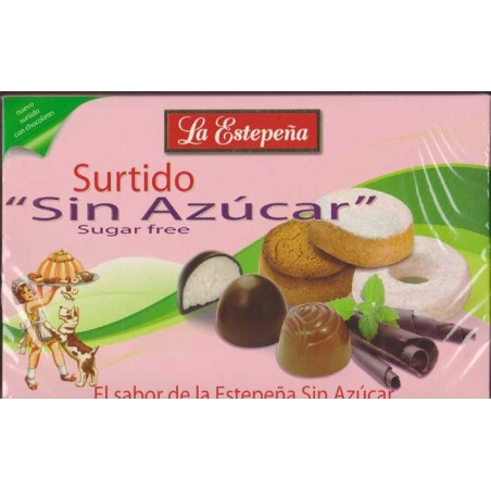 Polvoron sans Sucre light