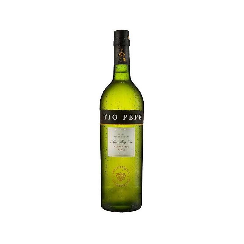 Wine Fino Tio Pepe Xérès-Sherry