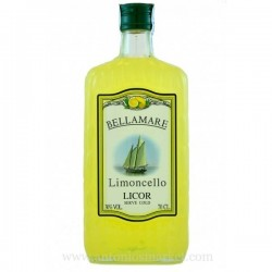Limoncello licor de limon