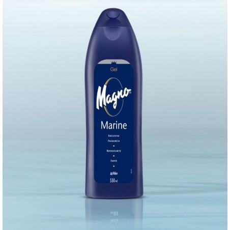 Magno gel douche marine