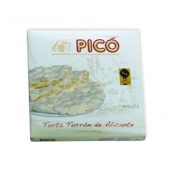 Torta de turron Pico