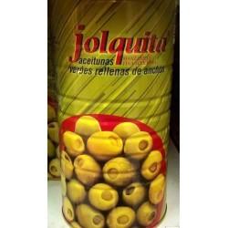 Olives aux farcies aux anchoix 1.5 kg