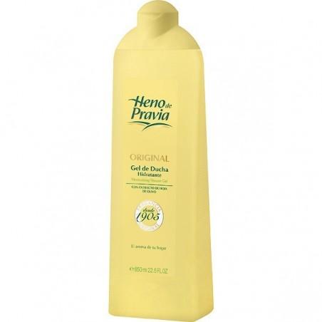 Heno de Pravia Shower Gel