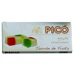 Pico Candied Fruit Turron