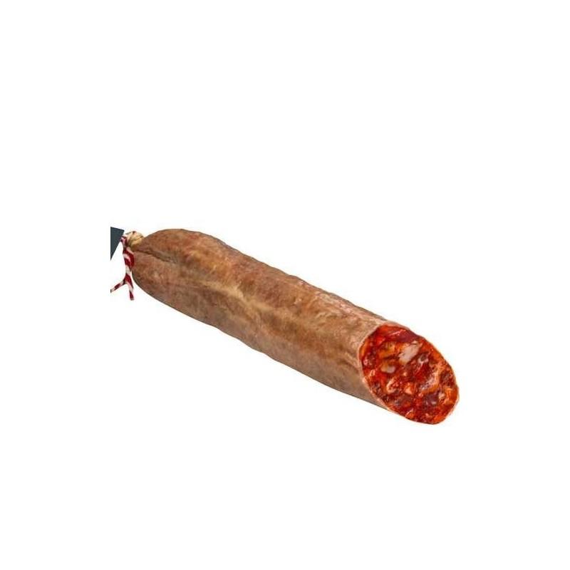 Chorizo iberico Bellota mitad 500 gr