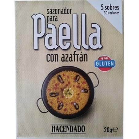 Epices Speciales Paella