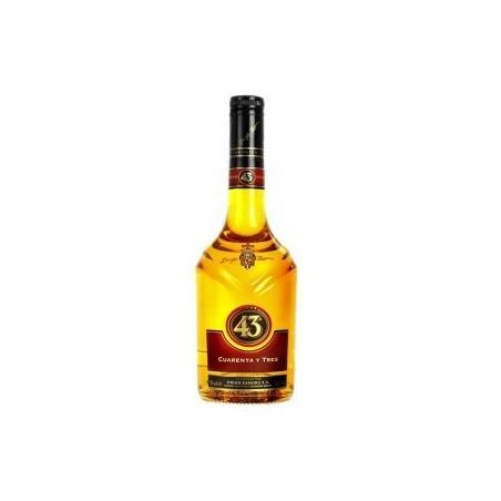 Licor 43 , liqueur 43
