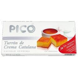 Turron Creme Catalane sans sucre