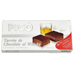 Turron Chocolat Whisky