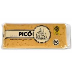 Turron de jijona mou aux amandes Pico 500 gr