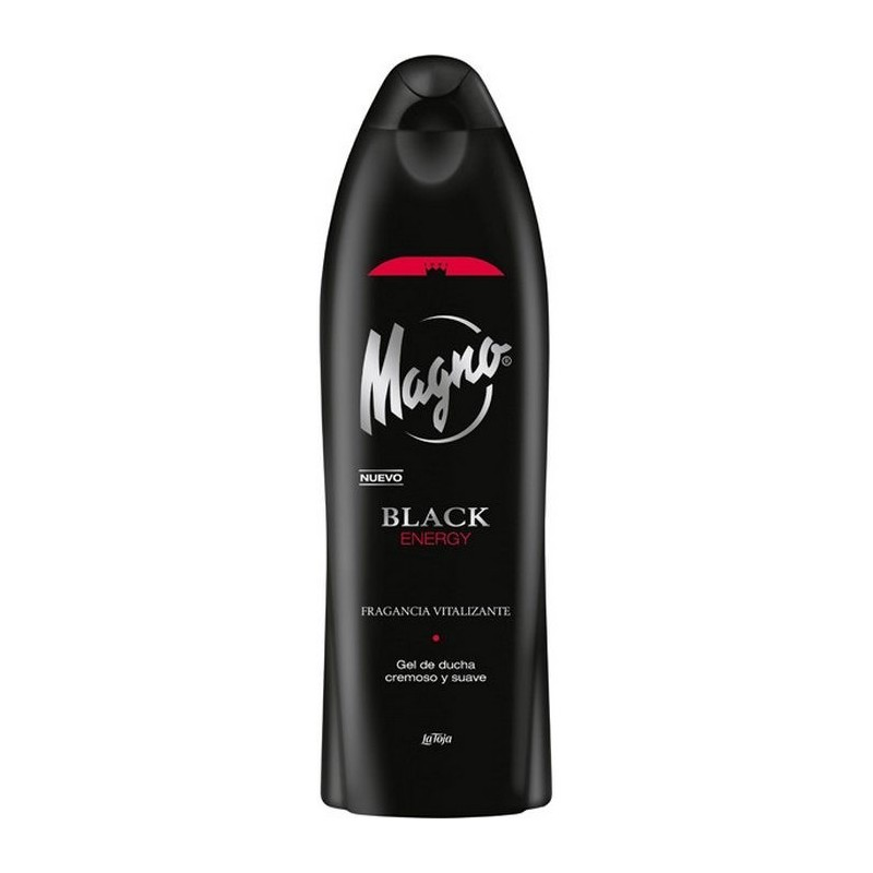 Magno Black Gel Douche