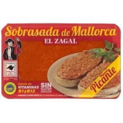 Soubressade de Majorque Sobrasada douce 300 gr