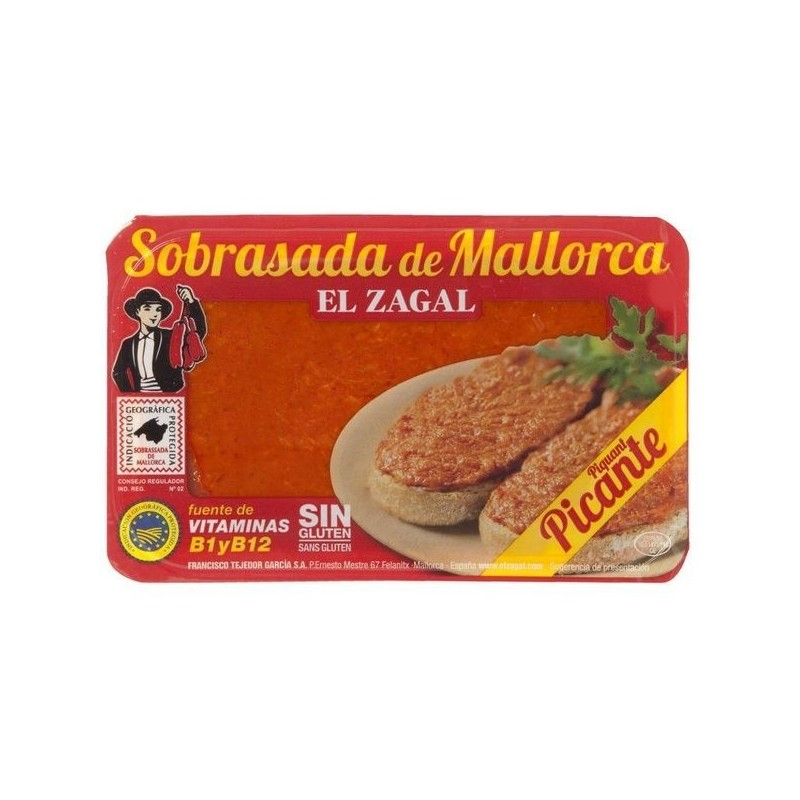 Sobrasada Mallorquina 250 gr
