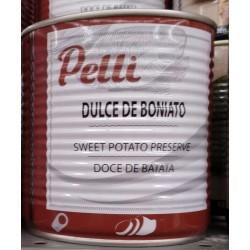 Dulce de Boniato