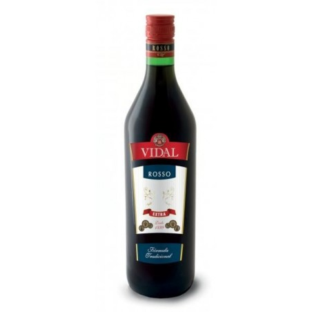 Vermouth Rouge Vidal