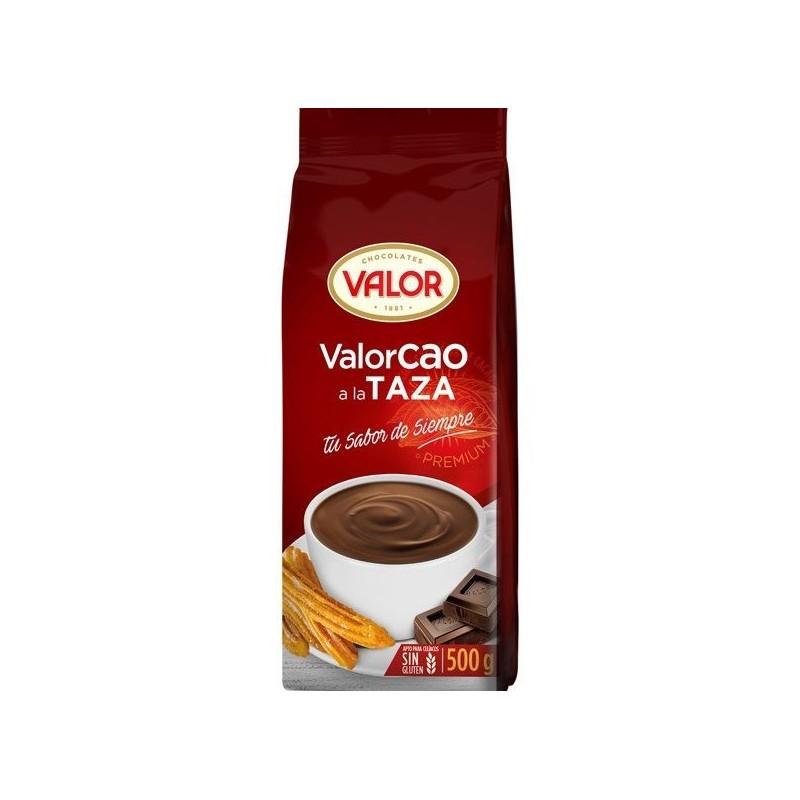 Chocolat a la tasse en poudre Valor