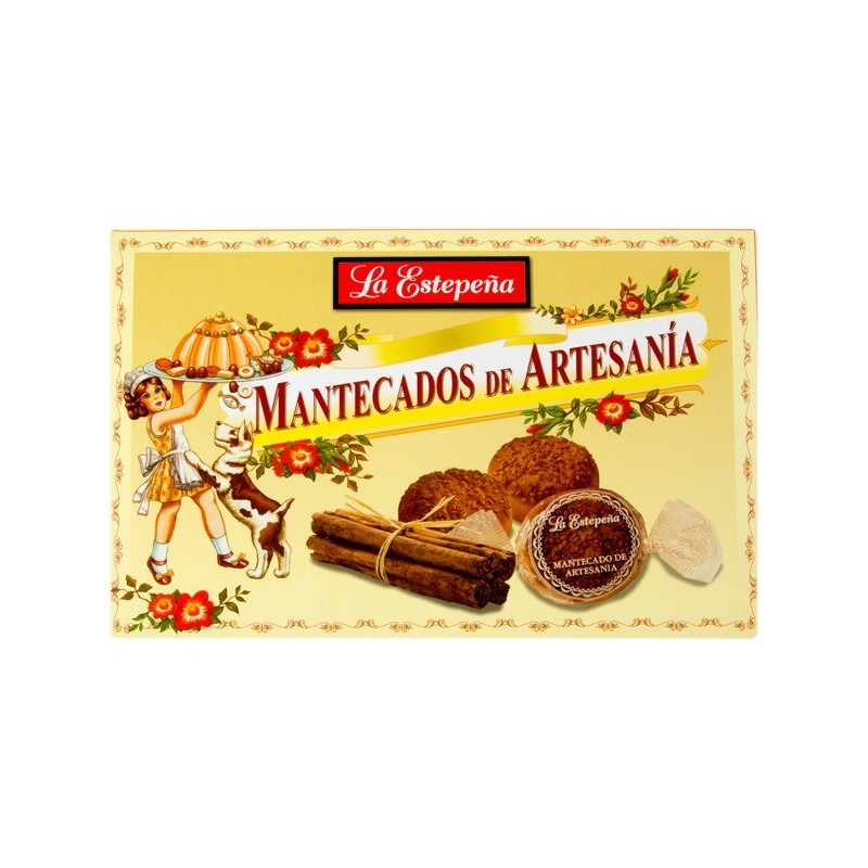 Mantecados Artesania La Estepena