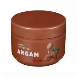 Creme corporelle à l'huile d'argan