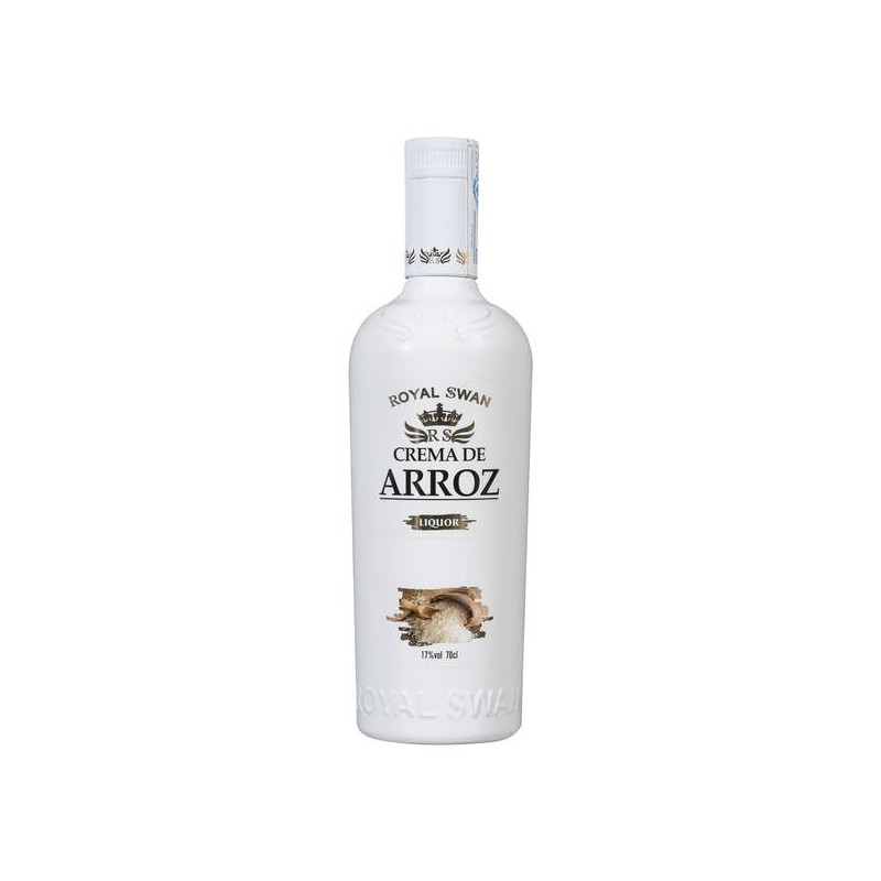 Rice Cream Liquor