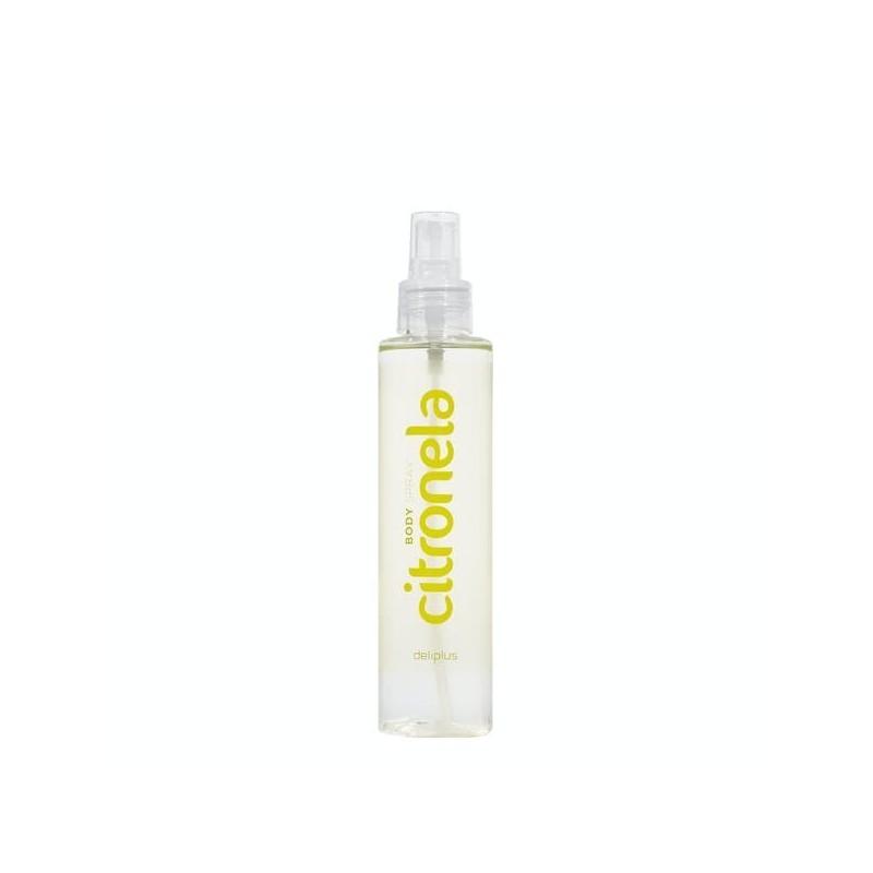 spray corporel anti moustique citronnelle
