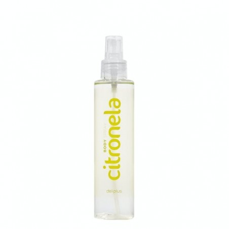 spray corporel anti moustique citronnelle