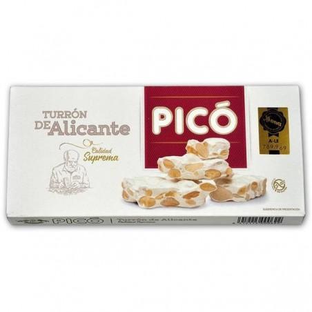 Turron Alicante dur Pico 250 gr