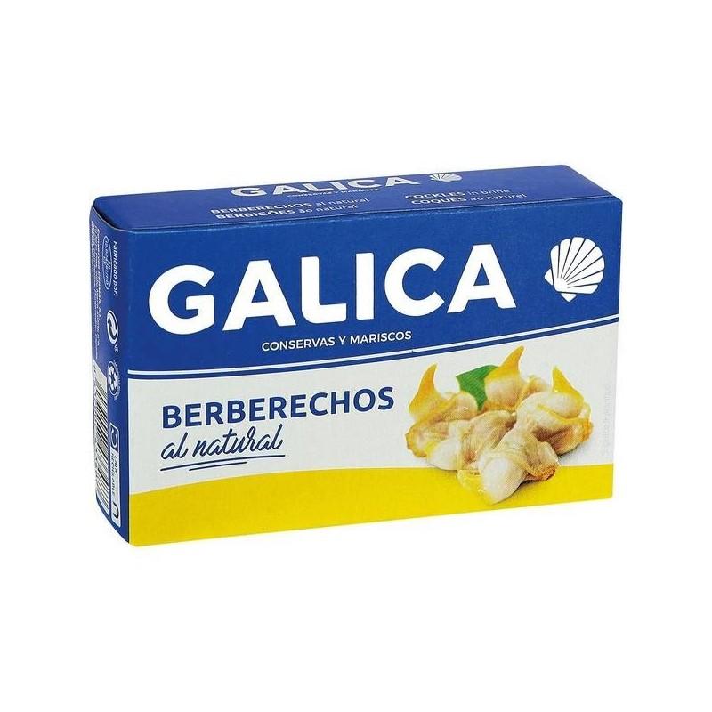 Berberechos Coques Bucardes