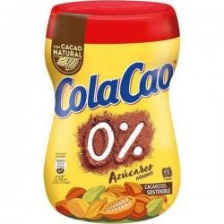 ColaCao % chocolat en poudre sans sucre
